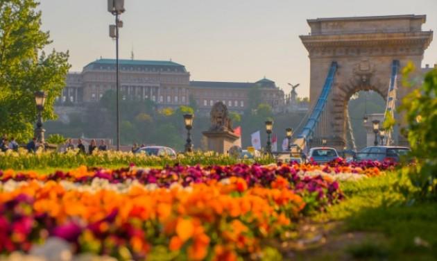 Június 1-jéig lehet jelentkezni a Virágos Magyarország versenyre