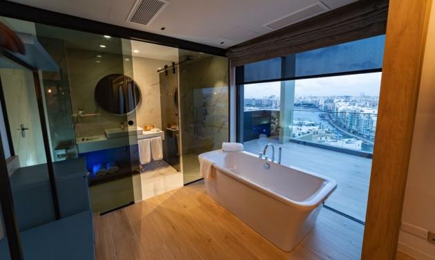 Fantasztikus a kilátás Málta új Mercure-szállodájából
