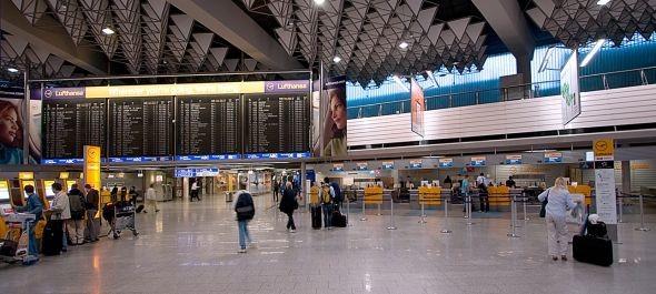 Hat németországi repülőtéren sztrájk miatt fennakadások lesznek szerdán