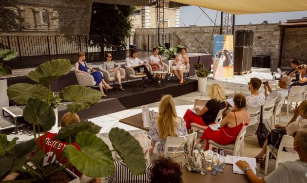 Koncertek és táncelőadások a Várkert Bazár nyári programkínálatában