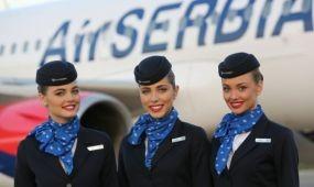 Kihagyhatatlan születésnapi repülőjegyárak az Air Serbiától