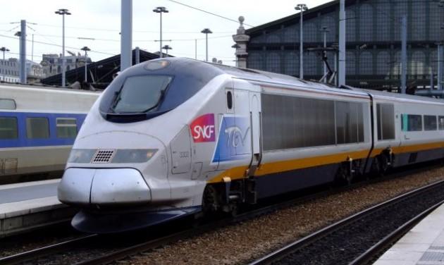 A francia elnök vasúti reformot hirdetett