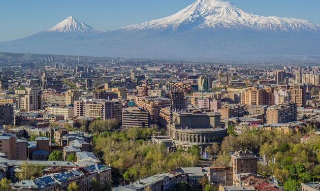 Örményországba indít járatokat a Ryanair