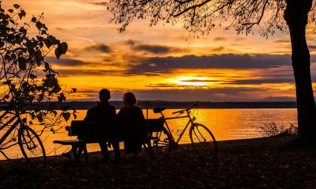 Indul a Budapest–Balaton közötti kerékpárút építése