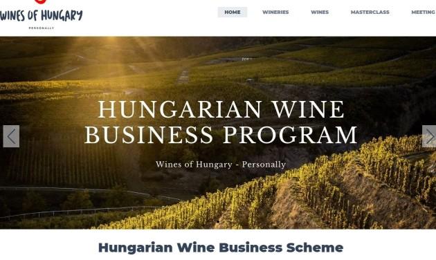 Elindult az Agrármarketing Centrum borszakmai és üzletfejlesztési programja