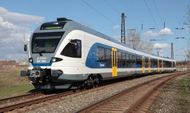 Húsvétot nem érinti az esztergomi vonatmenetrend-változás