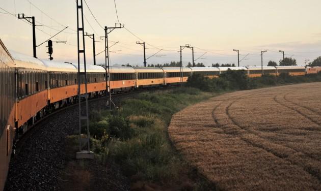 Május végétől indítja éjszakai vonatait Horvátországba a RegioJet