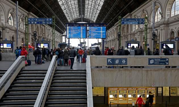 Visszatérő járatok, változó menetidő - itt az új vasúti menetrend