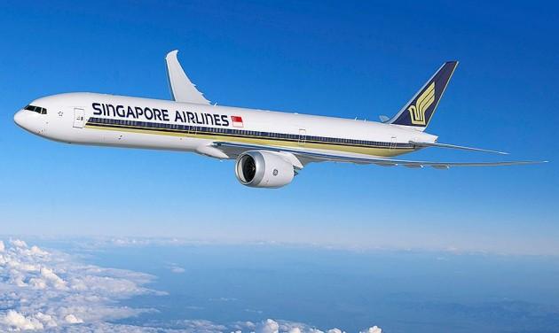Boeing-gépekkel modernizálja flottáját a Singapore