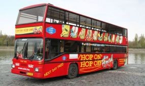 Nőnap az ''Official Hop on Hop off Budapest City Tour''-nál!