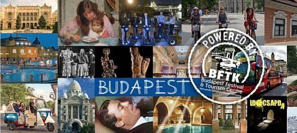 Fedezze fel Budapestet a Turizmus Világnapján!