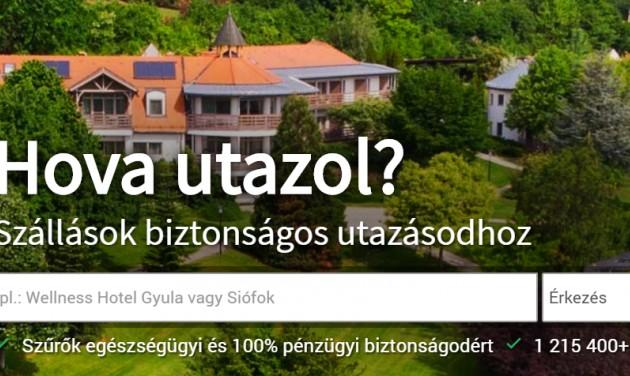 Kockázatmentes szálláshelyeket keresnek a magyarok