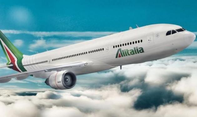 Emelkedett az Alitalia utasszáma és árbevétele is