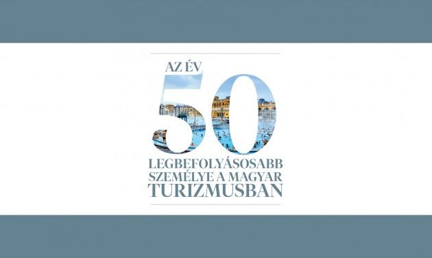 TOP 50 nagyágyú & TOP 10 fiatal