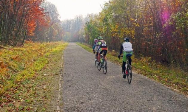 Még több pilisi kerékpárút
