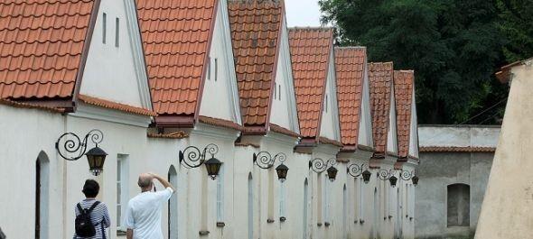 Weekend kolostorokban, Lengyelországban