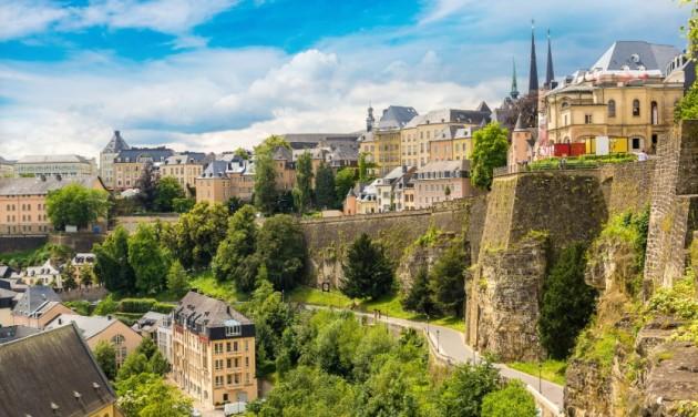 Diplomáciai képviselet nyílt Luxembourgban