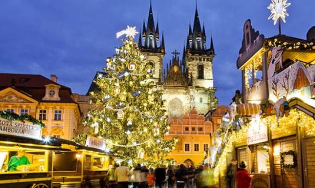 Vonattal Európa legszebb karácsonyi vásáraiba