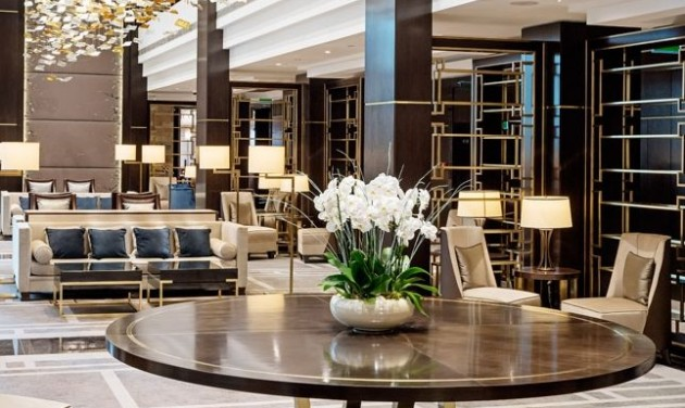 Ingatlanfejlesztési különdíj a Hilton Budapestnek