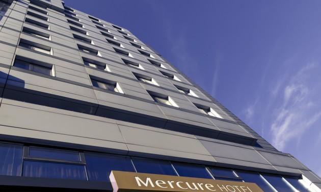 Itt a második bukaresti Mercure szálloda