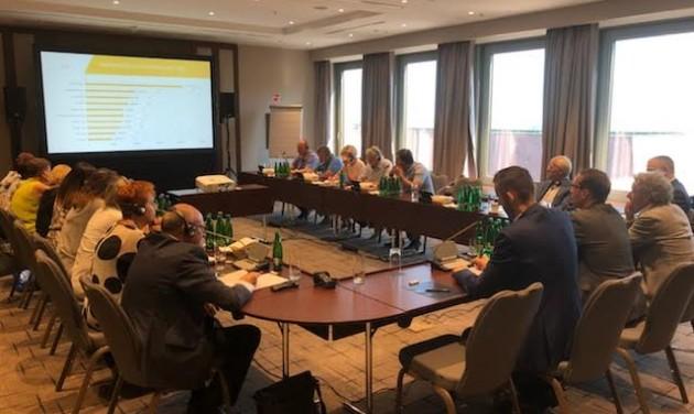Orosz szállodai szakemberek tanulmányútja Budapesten