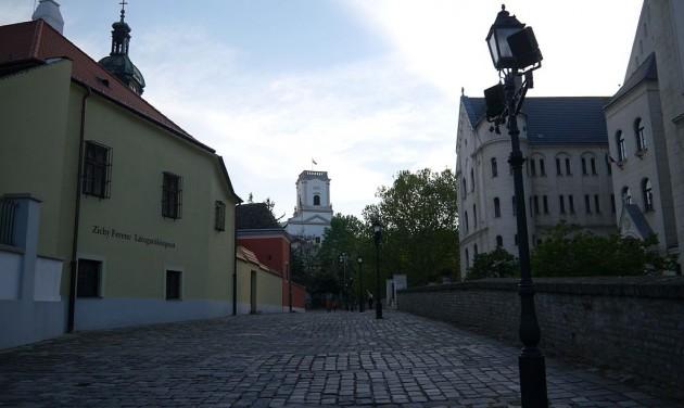Fejlesztés a Győri Egyházmegye központjában