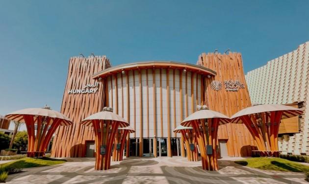 Népszerű a Magyar Pavilon a Dubaji Világkiállításon
