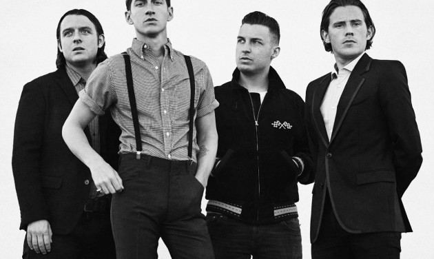 Arctic Monkeys a Szigeten