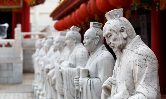 Fellendítette Kínában a belföldi turizmust a nyolcnapos őszközép ünnep