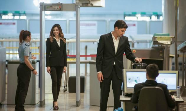 Szűrik a koronavírust a belgrádi reptéren