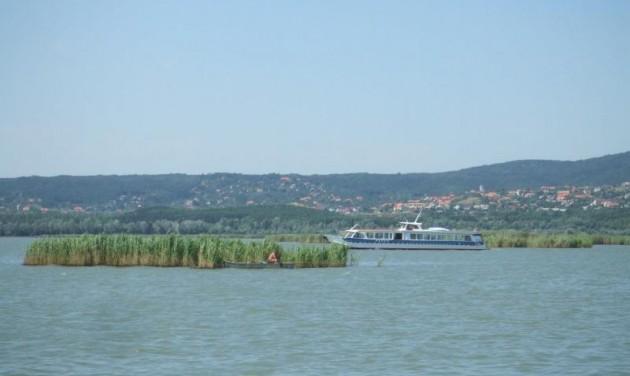 Szombaton ismét tóúszás a Velencei-tavon