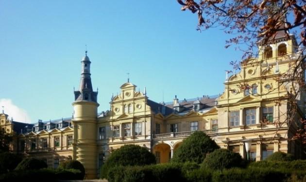 Kétmilliárdból újul meg a Wenckheim-kastély