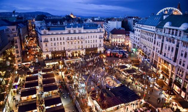 Változatlan helyszínen a Budapesti Adventi és Karácsonyi Vásár