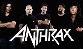 Az amerikai Anthrax is fellép a Fezenen