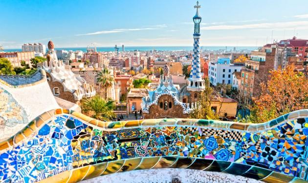A terrortámadás ellenére Barcelona továbbra is vonzza a turistákat