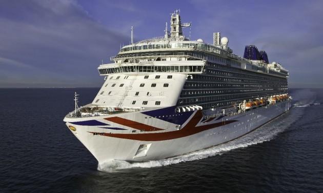 Csak beoltott utasokat szállít a nyáron Angliában a P&O Cruises