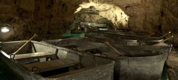Megépült a Tapolcai-tavasbarlang új látogatóközpontja