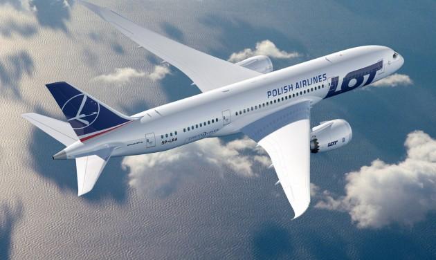 Code-share megállapodást kötött a LOT és az El Al