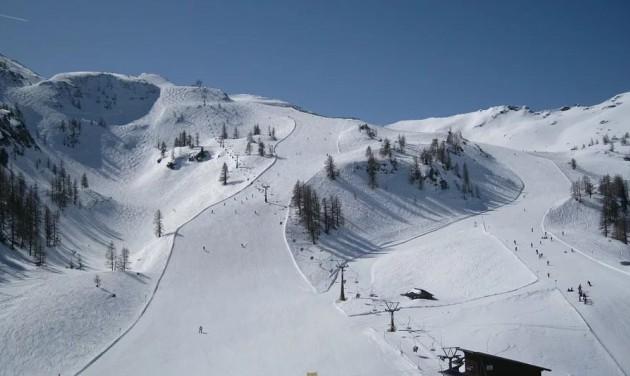 Egyre többet költenek hóágyúzásra Ausztriában