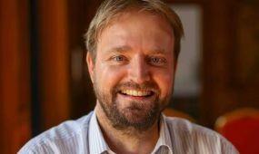 Kercs András a Szent Orbán Erdei Wellness Hotel igazgatója