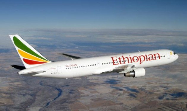 Növeli járatai számát az Ethiopian Airlines