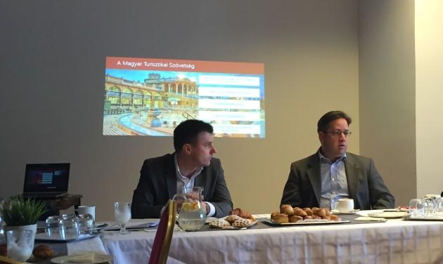 Bemutatkozott a Magyar Turisztikai Szövetség