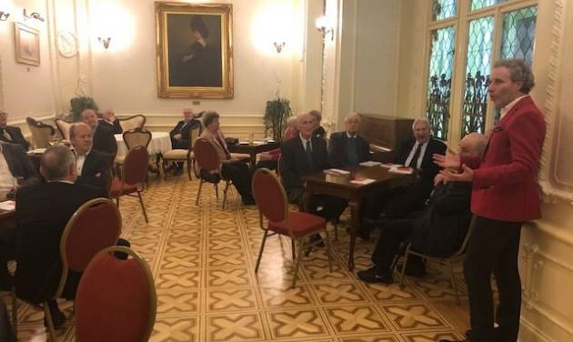 MSZÉSZ nyugdíjas találkozó