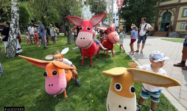 A legnagyobb hazai játékparkkal nyit a Szamárfül Fesztivál