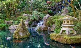Virtuális séta a japánkertben