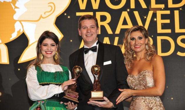 Az Amadeus a World Travel Awards egyik legnagyobb nyertese