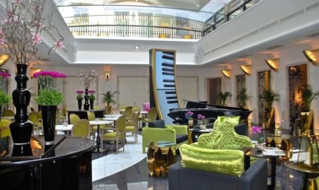 Taroltak a budapesti szállodák a Condé Nast Traveleren