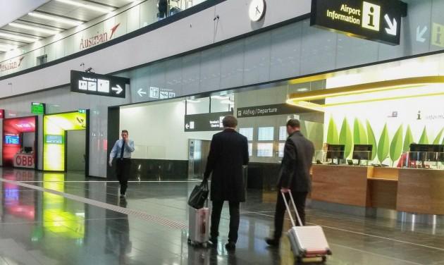Ausztria 18 országból nem fogad repülőket csütörtöktől