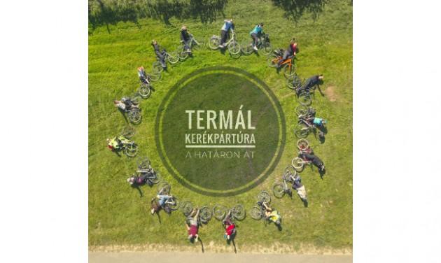Termál kerékpártúra és új útvonalak a Répcevidéken