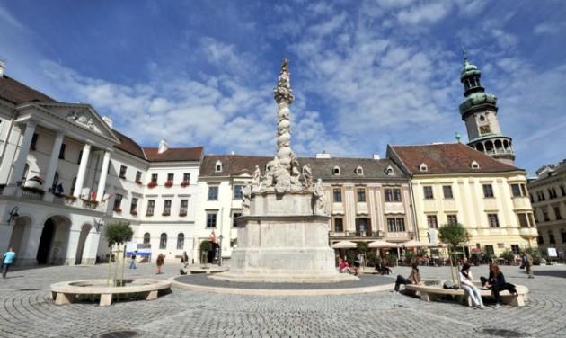 Sopron a legszebb városok között